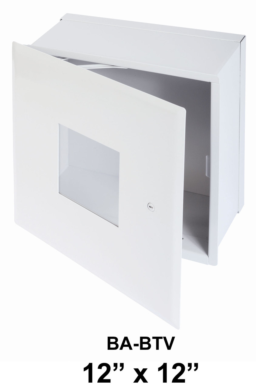 Access Doors BA-BTV 12 x 12 Valve Box with Window and Hidden Flange - BEST