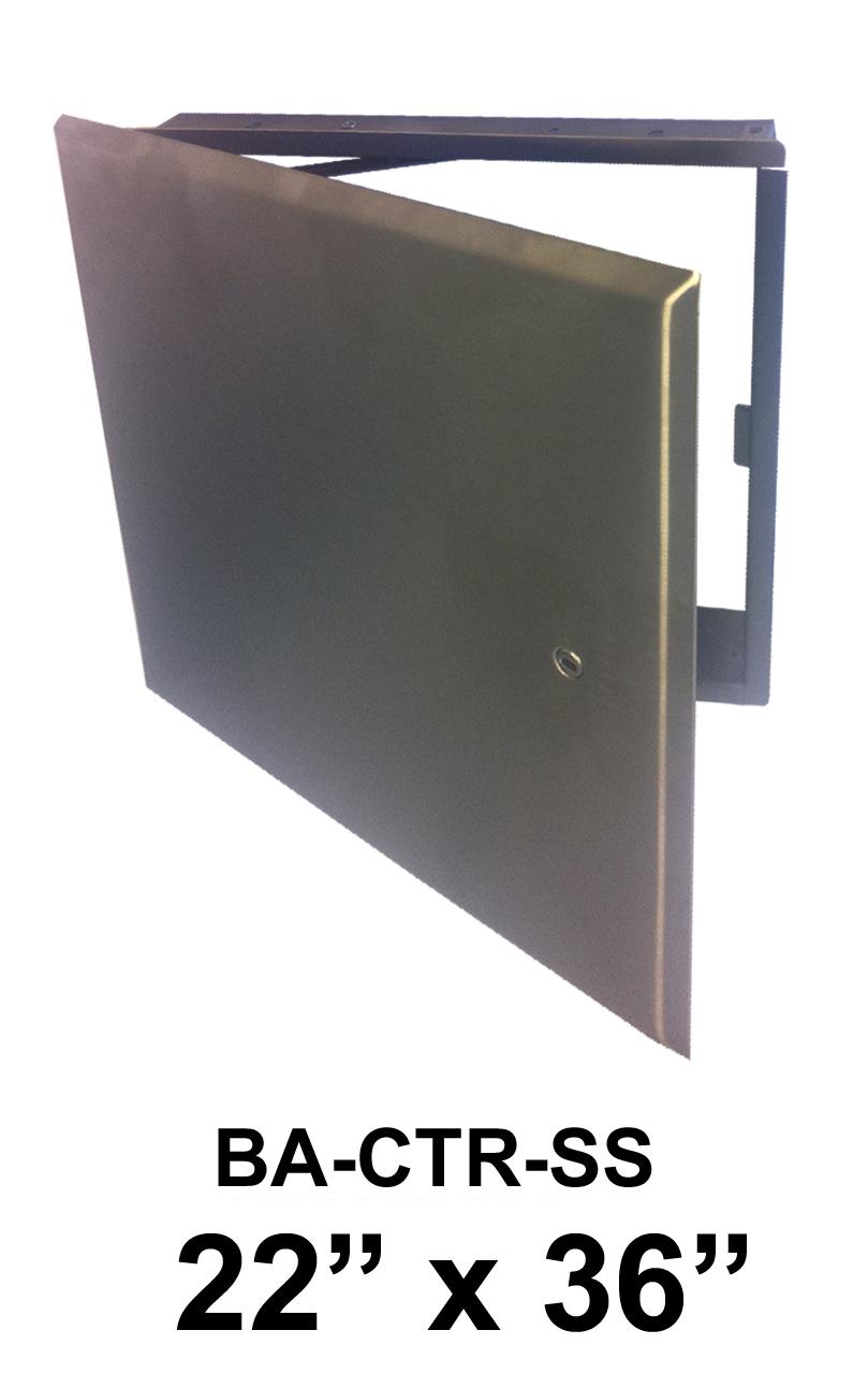 Best Access Doors BA-CTR-SS 22
