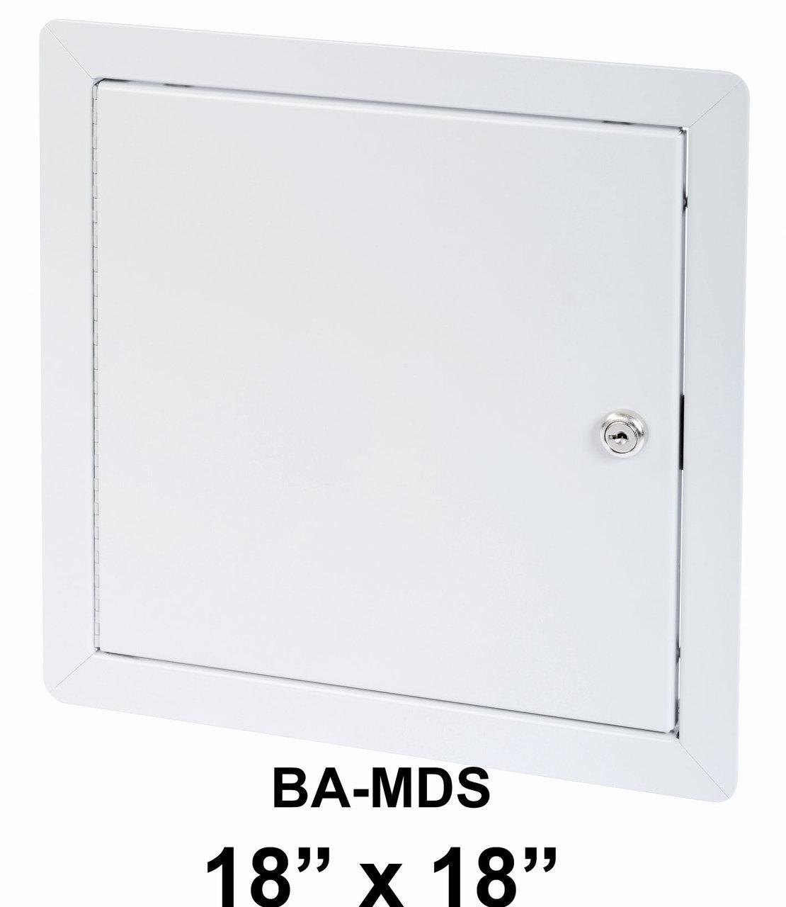 Access Doors 18 x 18 BA-MDS Medium Security Access - BEST