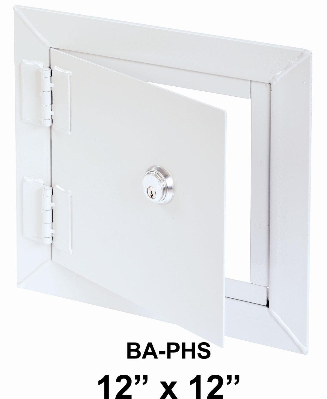 Access Doors BA-PHS 12 x 12 High Security Access - BEST