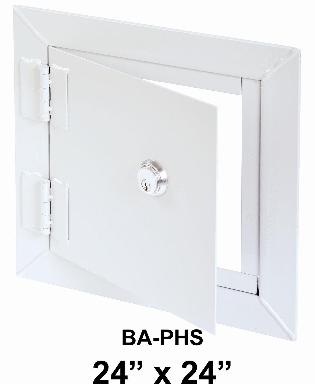 Access Panels 24 x 24 BA-PHS High Security Access - BEST