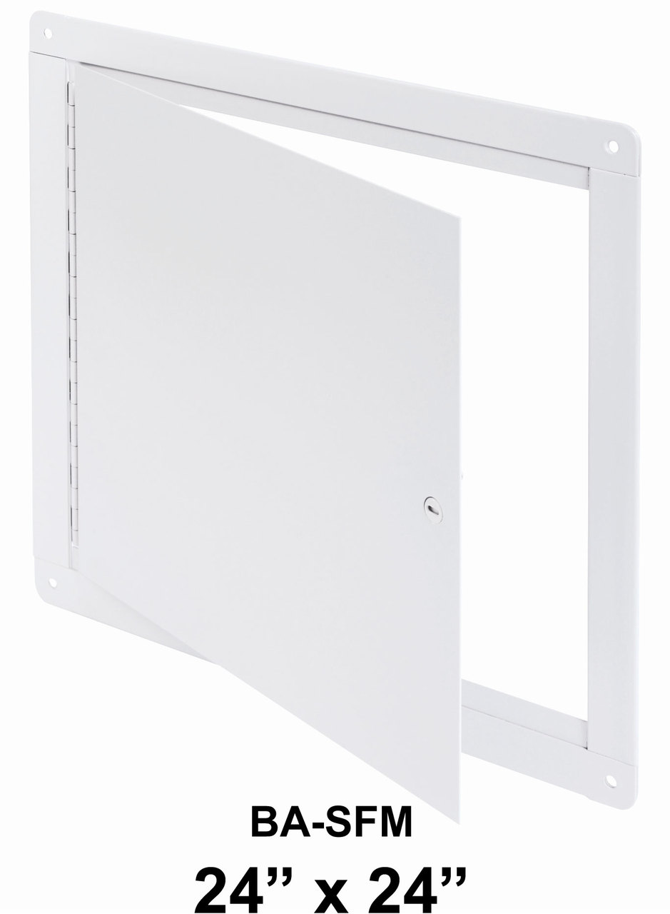 Best Access Doors BA-SFM 24 x 24 Surface Mounted with Flange - BEST