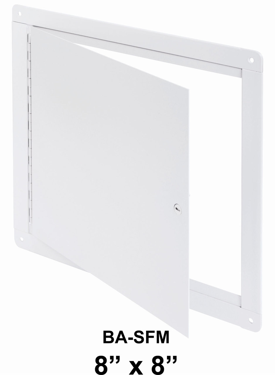 Access Door BA-SFM 8 x 8 Surface Mounted with Flange - BEST