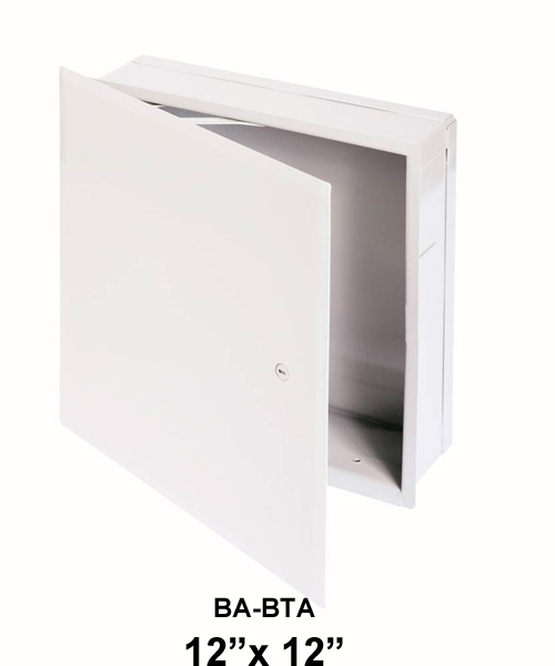 Access Doors BA-BTA 12 x 12 Valve Box with Hidden Flange - BEST