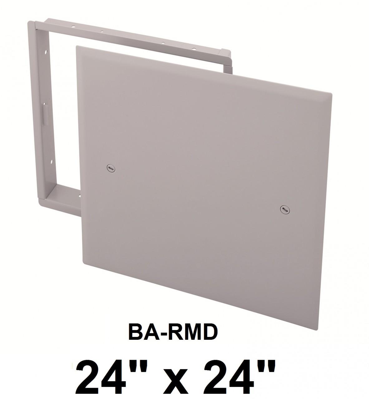 Best Access Door BA-RMD 24 x 24 Removeable with Hidden Flange