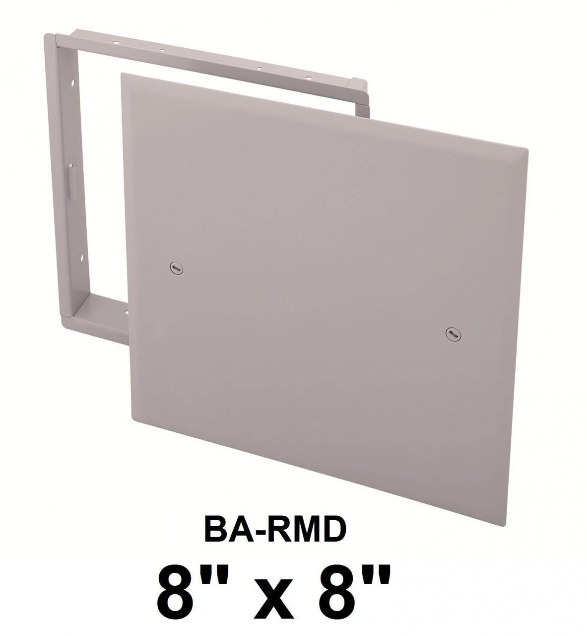 Access Door BA-RMD 8 x 8 Removeable with Hidden Flange - BEST