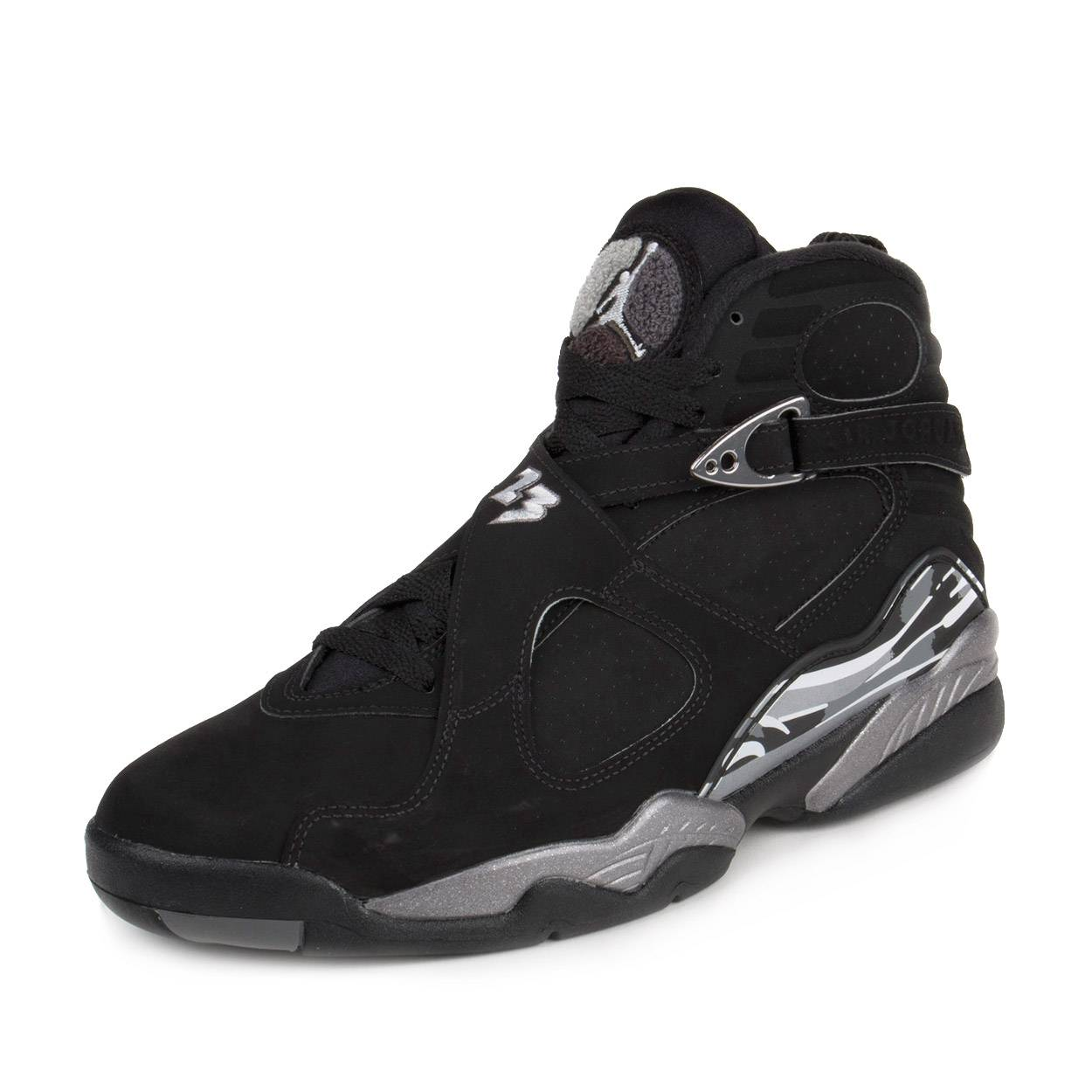 Nike Air Jordan 8 Men\u0026#39;s Leather Athletic Shoes | eBay