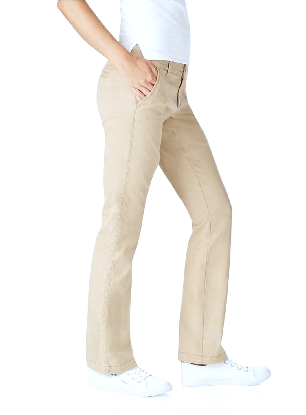 Innovative Dickies Womens Work Pants  Original  FP774  Khaki  8T