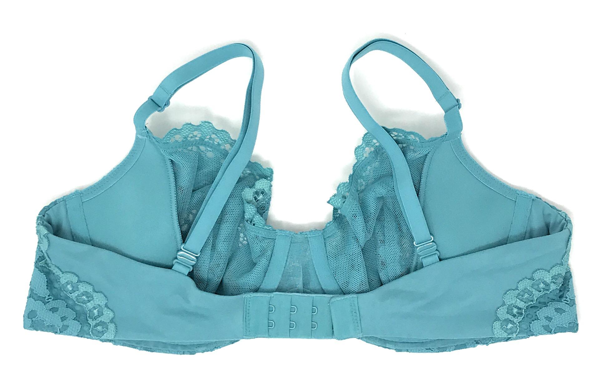 Victoria/'s Secret Bra Body by Victoria Unlined Demi Light Lift Foam Sling