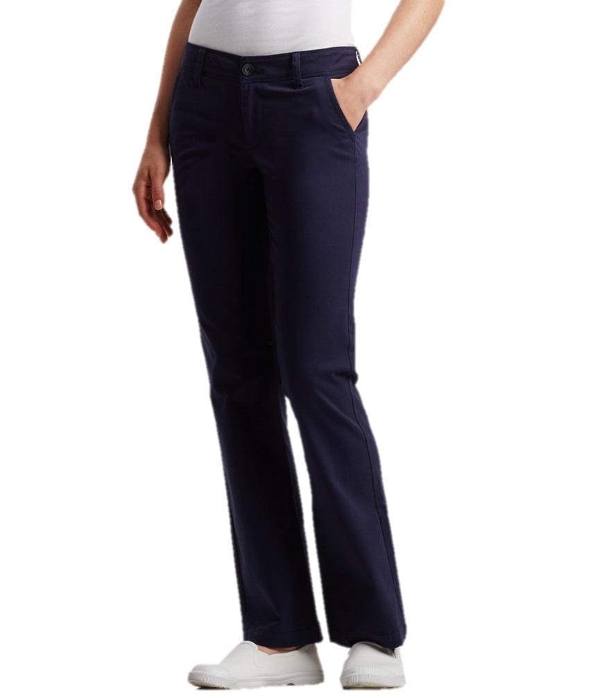 aeropostale womens khaki pants chinos classic school