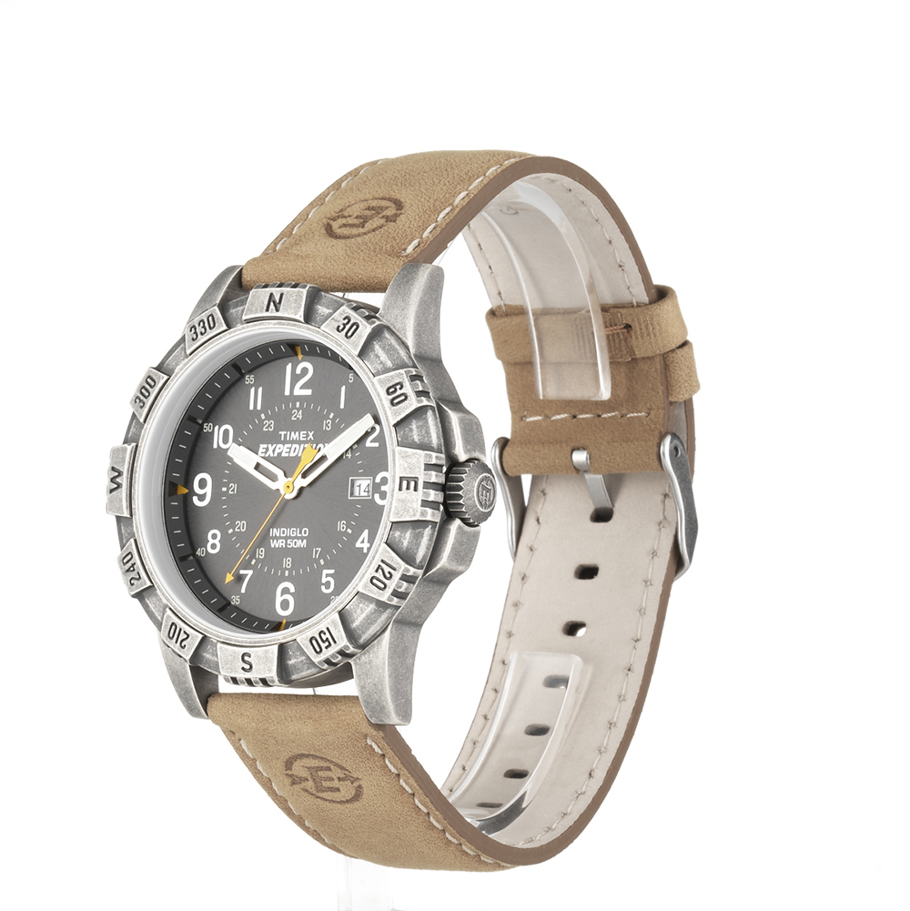 rugged outdoor 50m water resistant 24 hour w date