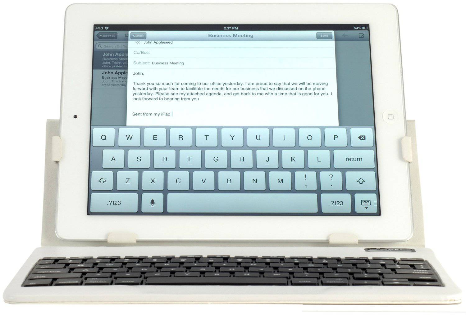 ihome bluetooth keyboard case for ipad 3 Z10 support