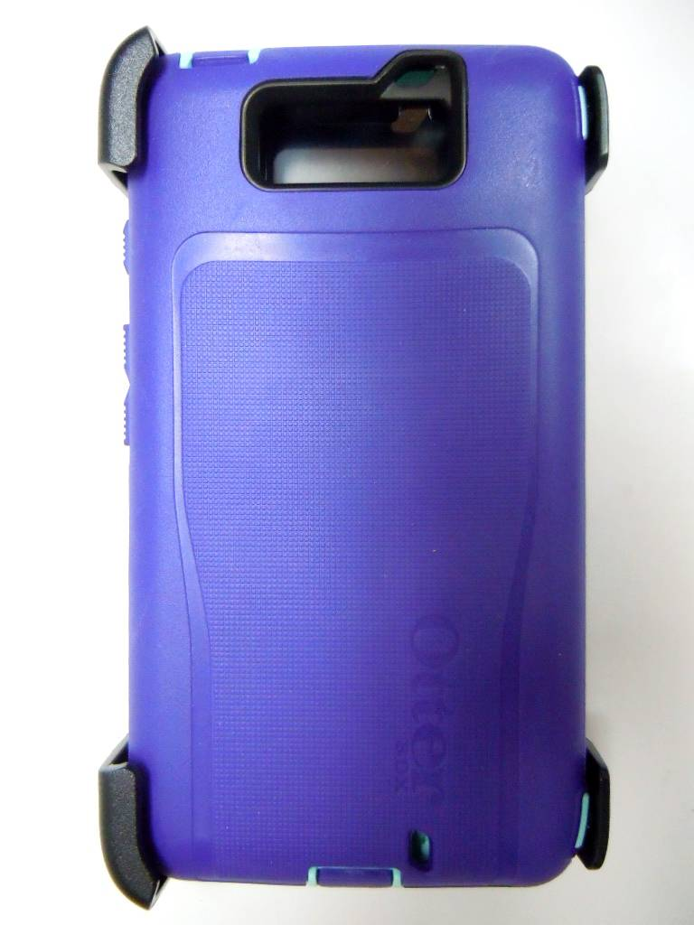 OtterBox Motorola Droid Maxx / Mini / Turbo / Ultra Defender Case+Holster Clip