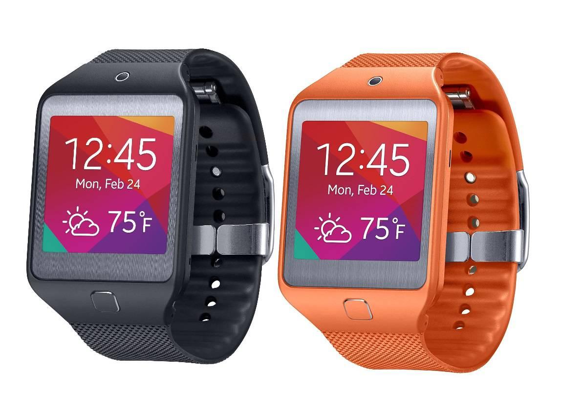 New Original Samsung Orange Plastic Band Replacement for ...