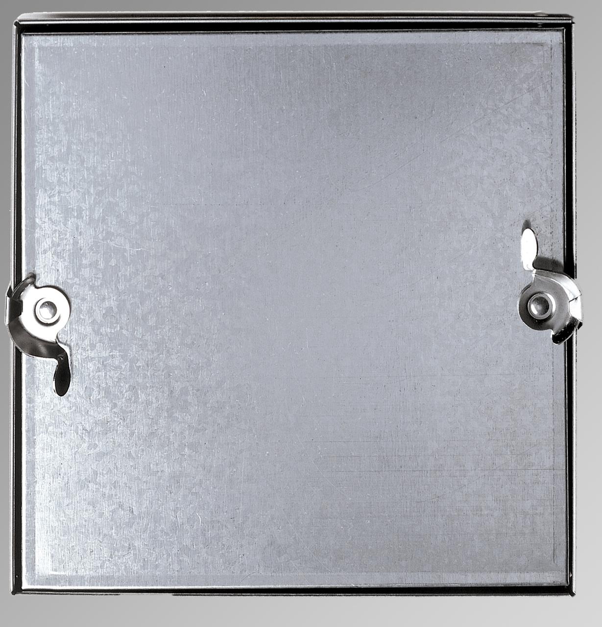 Acudor cd 5080 access door 10 x 10 double cam removeable for 10x10 access door