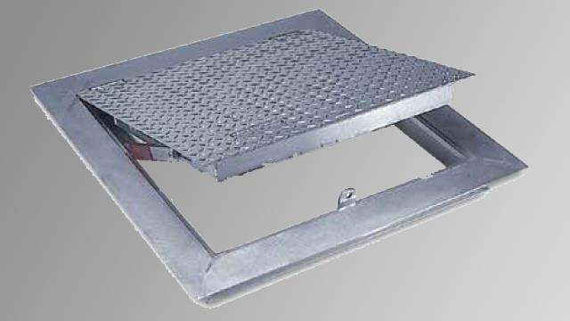 Floor Door 24 x 24 Acudor FA-H20 H20 Loading