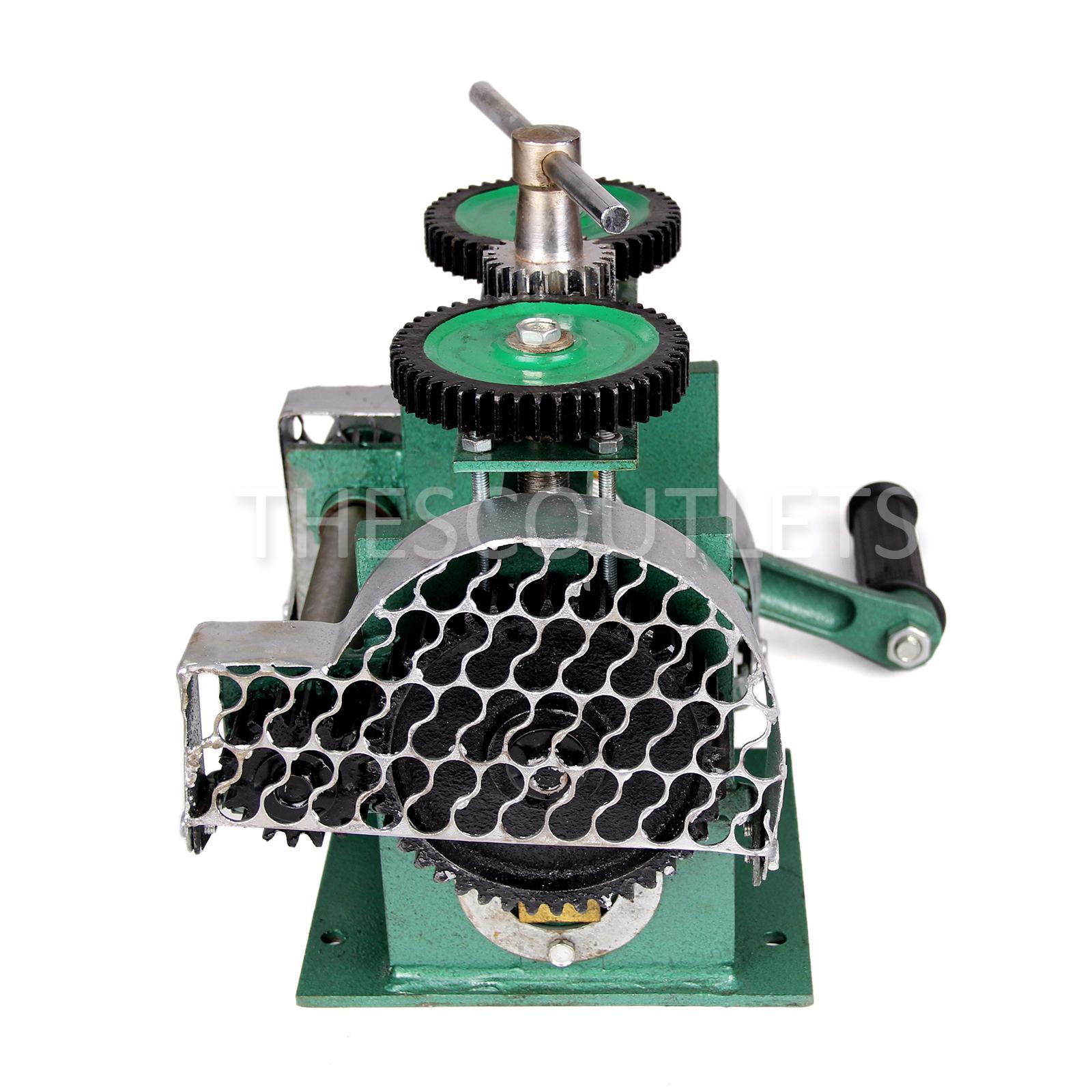 rolling mill machine jewelry