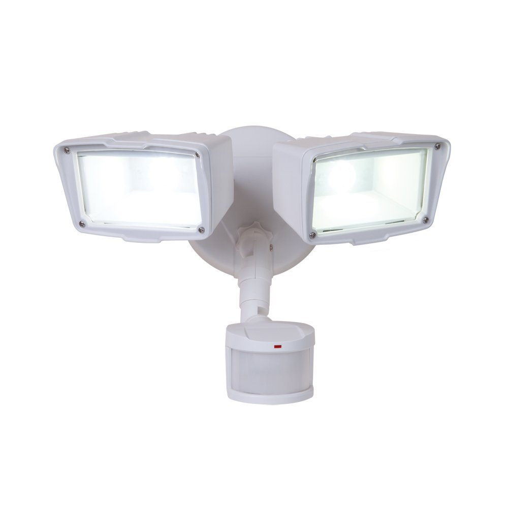 All pro mst18920lw led twin head floodlight white 180 shop categories aloadofball Image collections