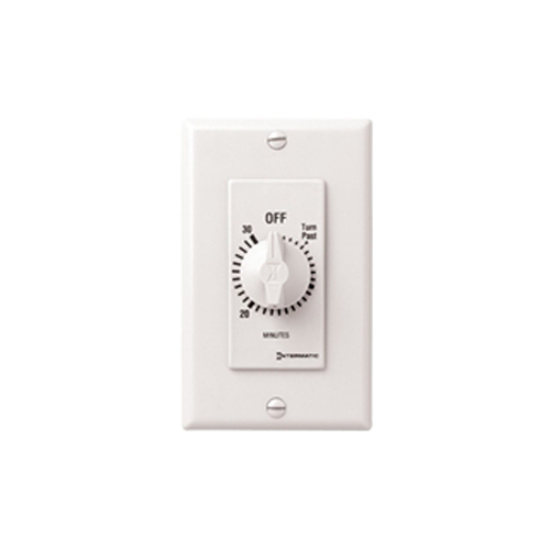 Intermatic Fd30mwc 30 Minute Spring Loaded Wall Timer