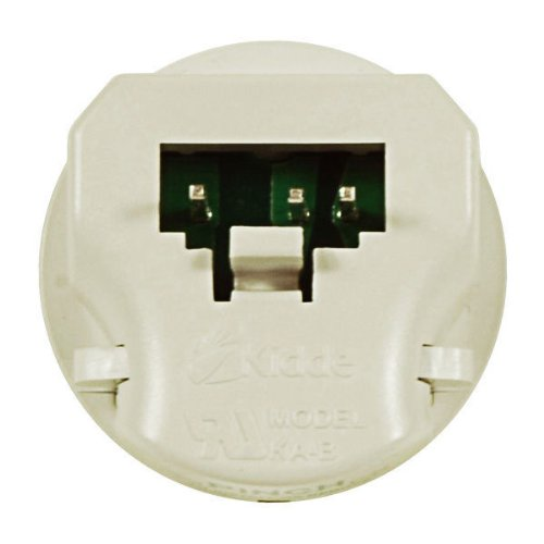 kidde ka b convert adapter for use w brk or alert smoke alarms ebay