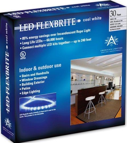 American lighting lr led cw 30 led rope lighting kit - Commercial grade exterior caulking ...