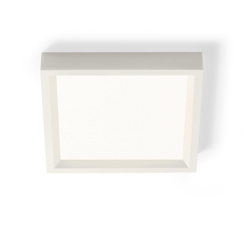 PHILIPS LIGHTOLIER S6S840K10 6 Sq LED Slim Surface 1000 Lumens 4000K