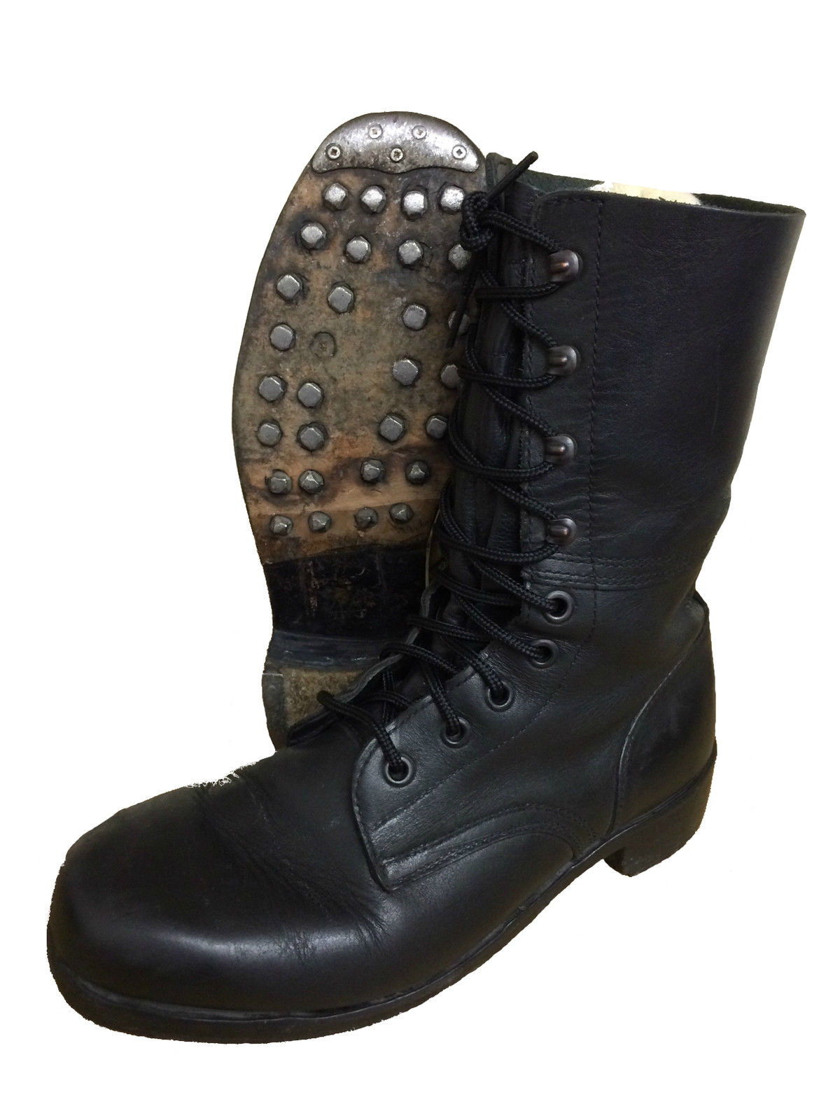 Wwii Double Buckle Boots Germanaustrianunli Parent