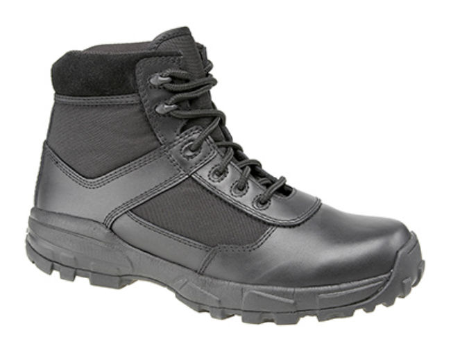 Mens-Boys-Security-Police-Patrol-Work-Boots-Hi-Leg-Combat-Occupational-Boots