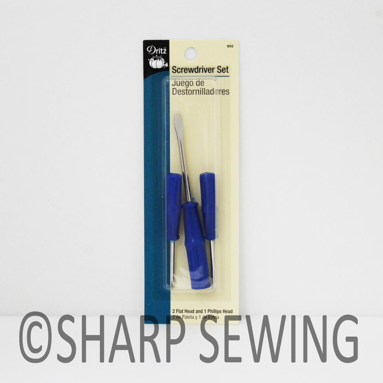 sewing machine screwdriver set