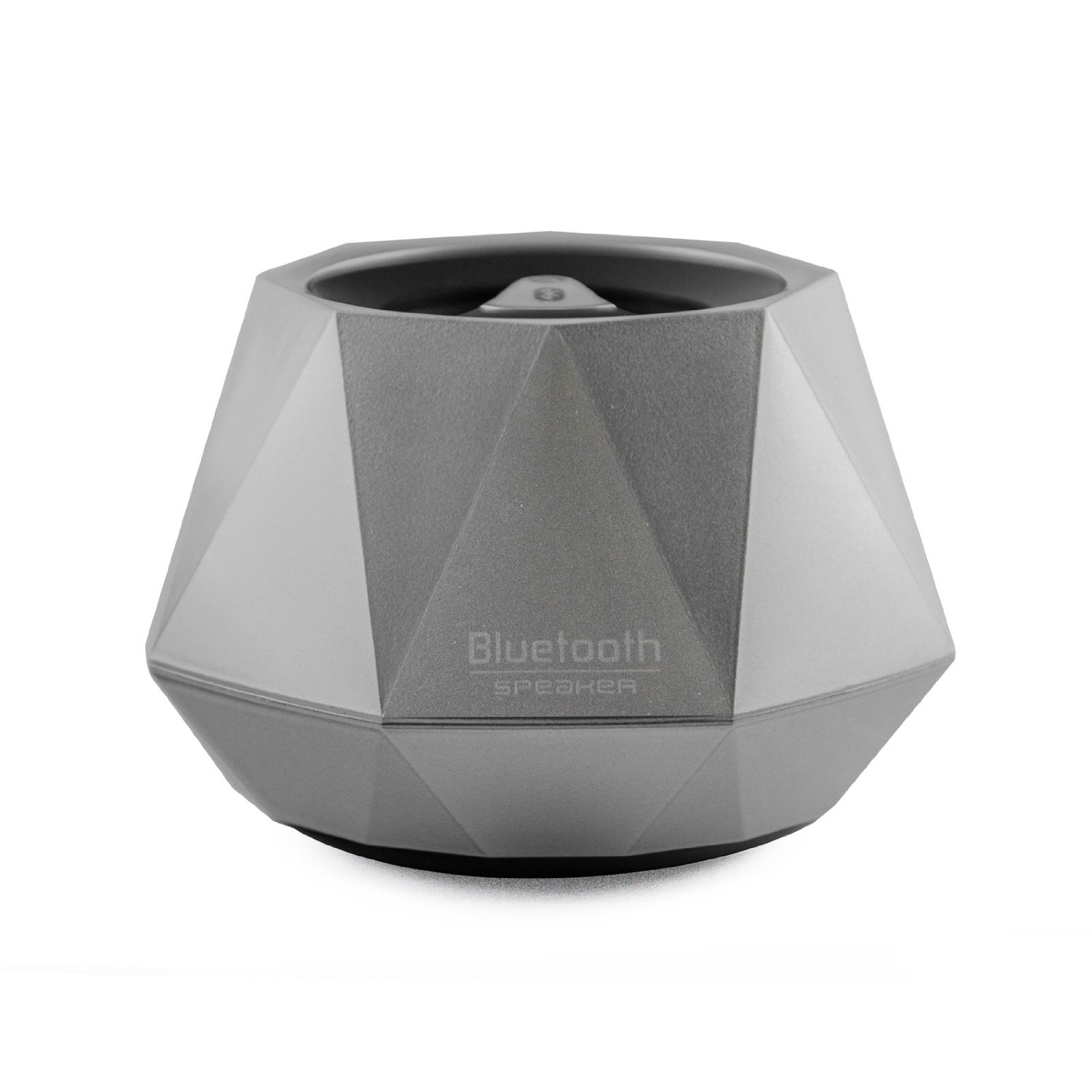 Opteka Portable Wireless Bluetooth Speaker with Built-In Speakerphone & 4 Hour Rechargeable Battery (Silver) at Sears.com
