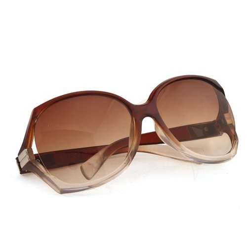 sandy Sunglasses Classic Fashion Gradient Color Large ...