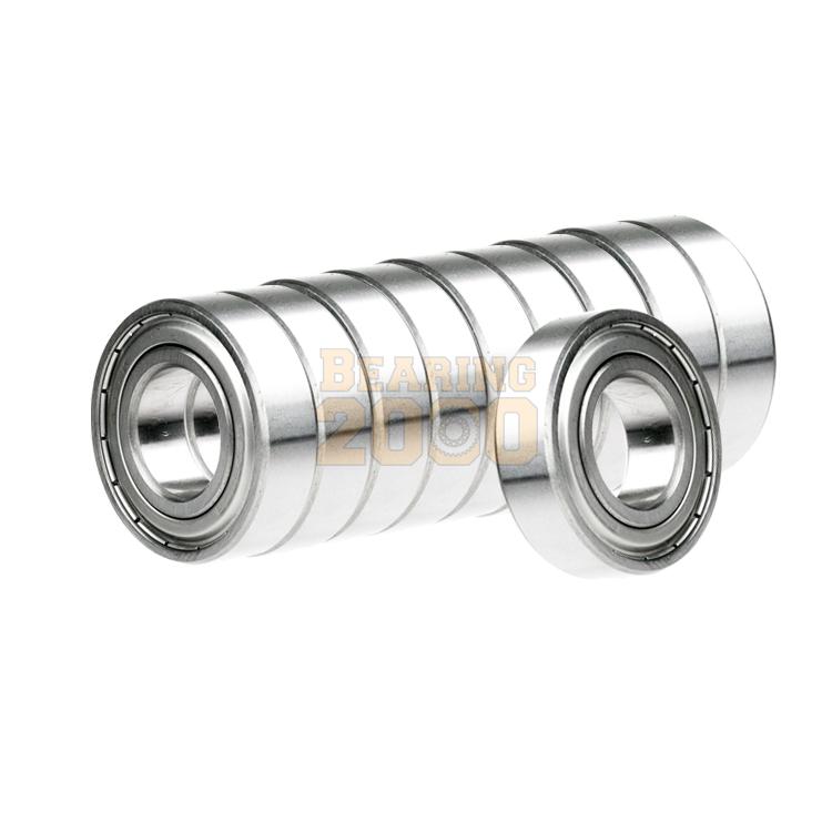 10x R14-ZZ Ball Bearing 7//8 X 1-7//8 X 1//2 inch Double Shield Seal Metal