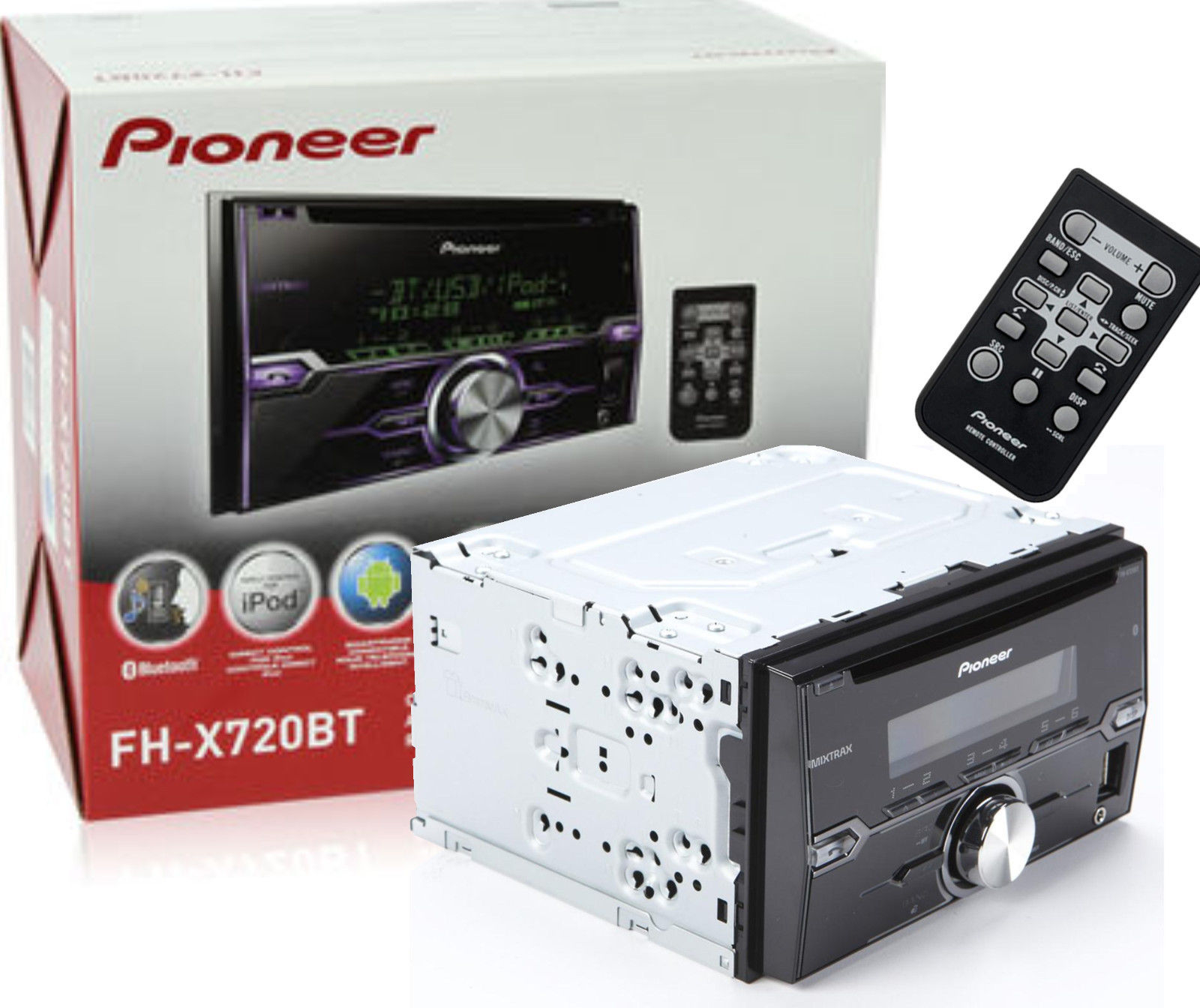 wiring diagram for a pioneer fhx720bt pioneer stereo