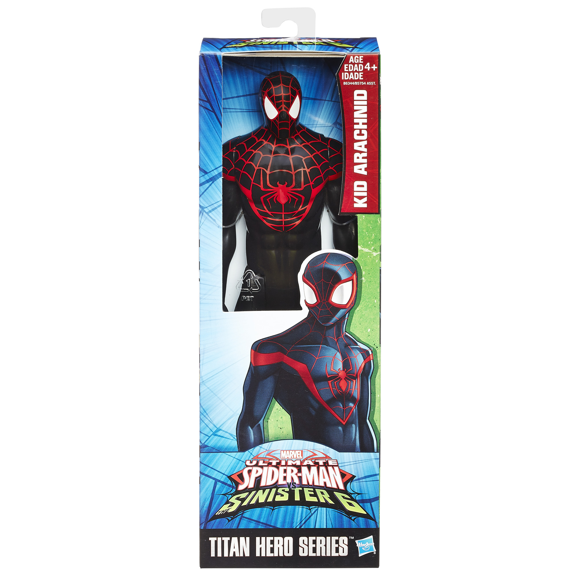 Marvel Spider-Man Titan Hero Series Ultimate Spider-Man ...