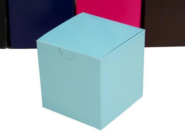 "100 pcs 3""x3""x3"" Wedding FAVOR BOXES Party Baby Shower Decorations Wholesale"