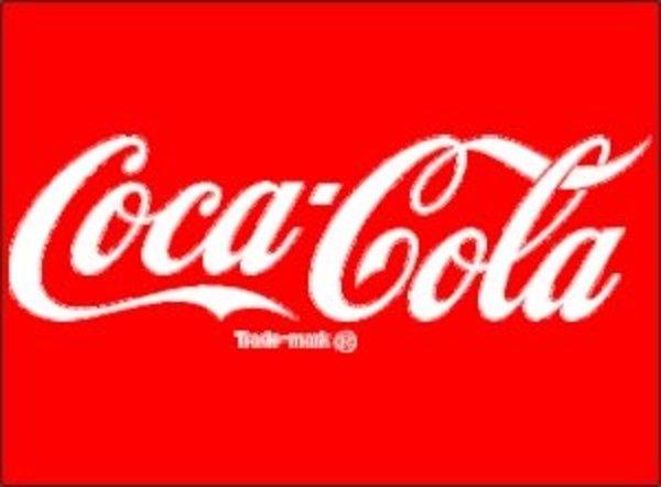 ''Coca Cola Logo Photo Hitch Cover 2''''''