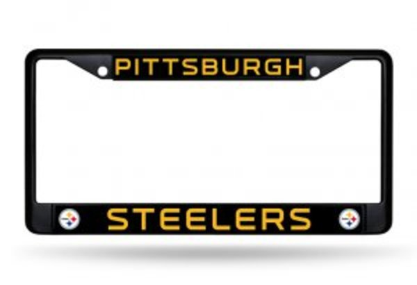 NFL Pittsburgh Steelers Bling Chrome Plate Frame Amazon