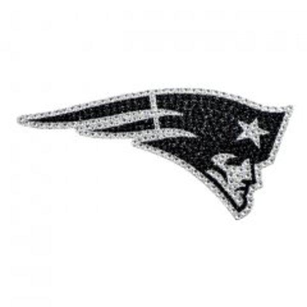 NEW England Patriots Diamond Bling Auto Emblem