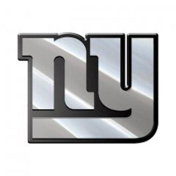 New York Giants NFL Metal Auto Emblem