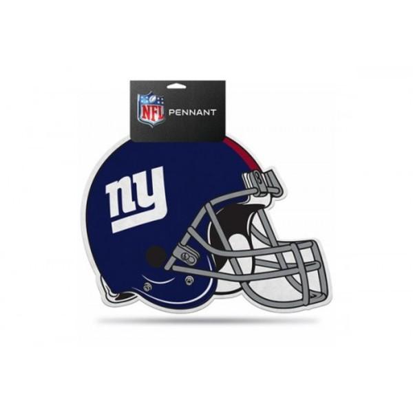 NEW York Giants Die Cut Pennant