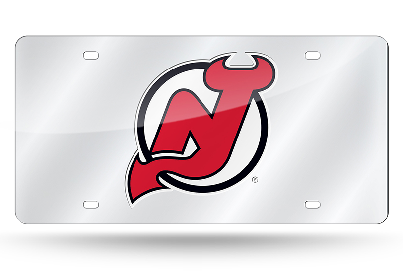 NEW Jersey Devils NHL Mirror Team License Plate