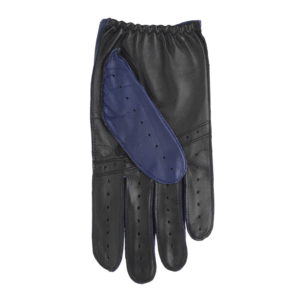 Blue leather driving gloves - Dents Leather Driving Gloves 5 1021 Royal Blue