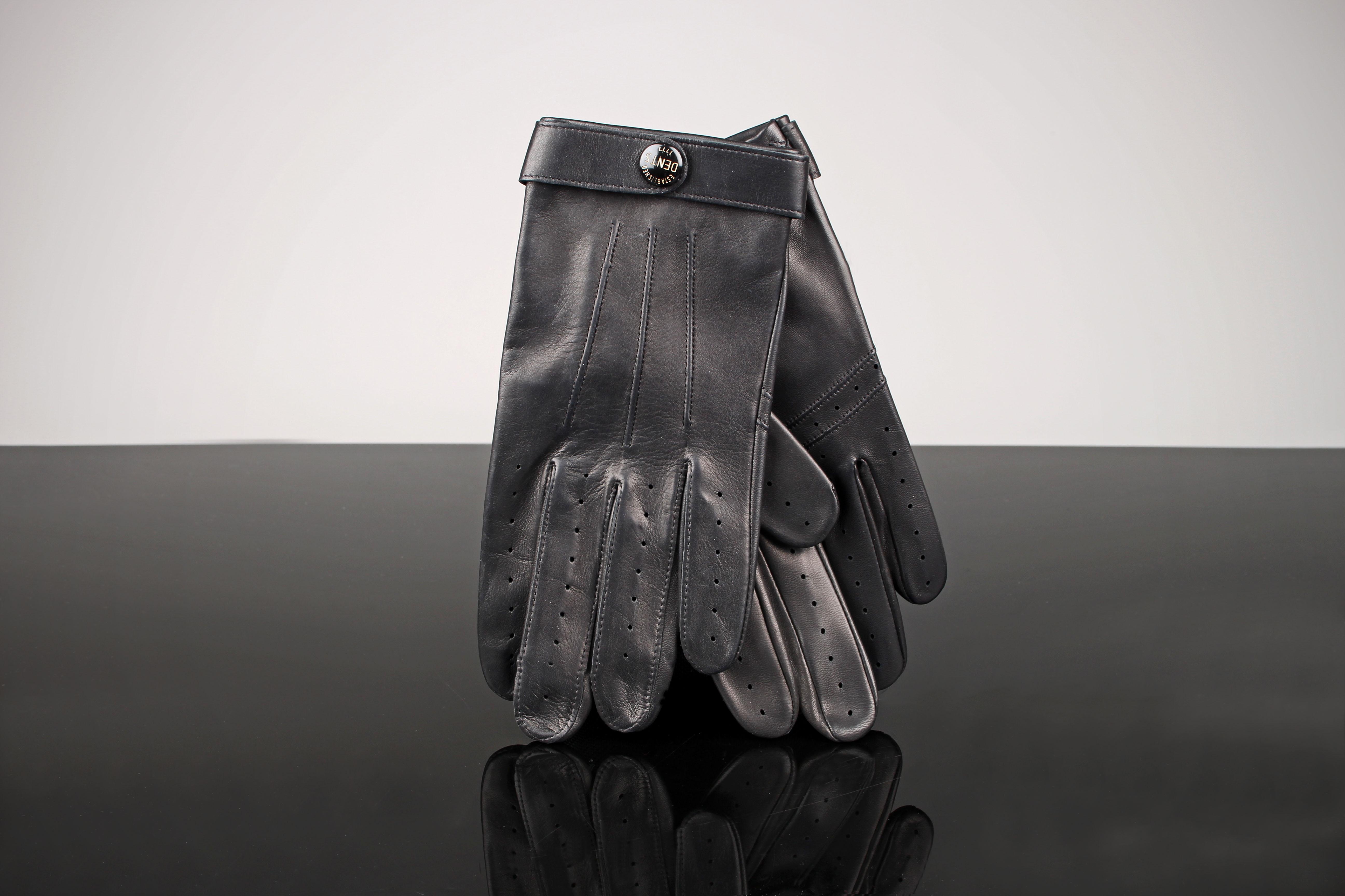 James bond leather driving gloves - Dents James Bond Spectre Leather Gloves 15 1007