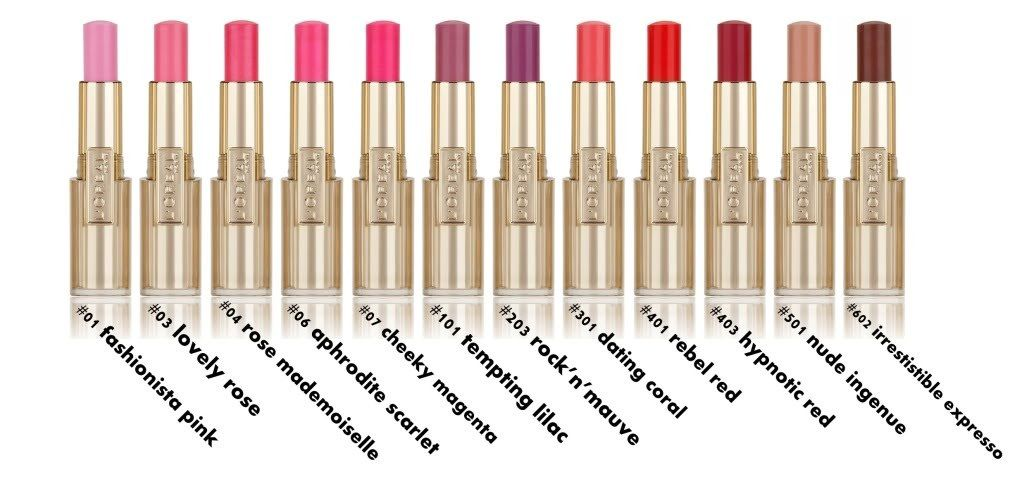 L'Oreal Paris Color Riche Rouge Caresse Lipstick ** Choose Your ...