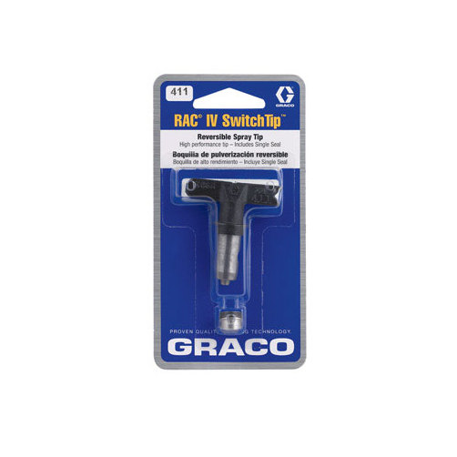 GRACO 411 RAC IV AIRLESS SPRAY SWITCH TIP -Mfg# 221411 at Sears.com