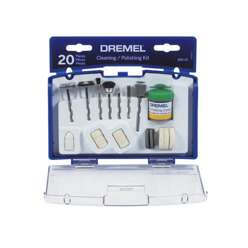 Dremel Carbon Steel Brush Cleaning And-Mfg# 684-01 - Sold As 2 Units