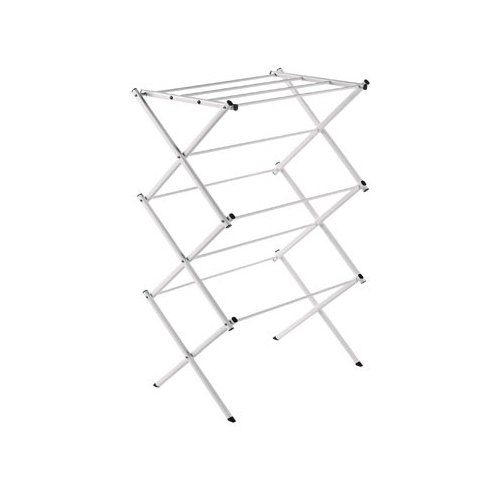 POLDER HOUSEWARES IN Polder 22.75 in. H x 14.75 in. W Mixed Material Clothes Drying Rack-Mfg# 8311-90