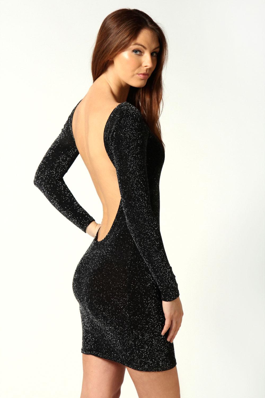 Image Result For Boohoo Backless Dress