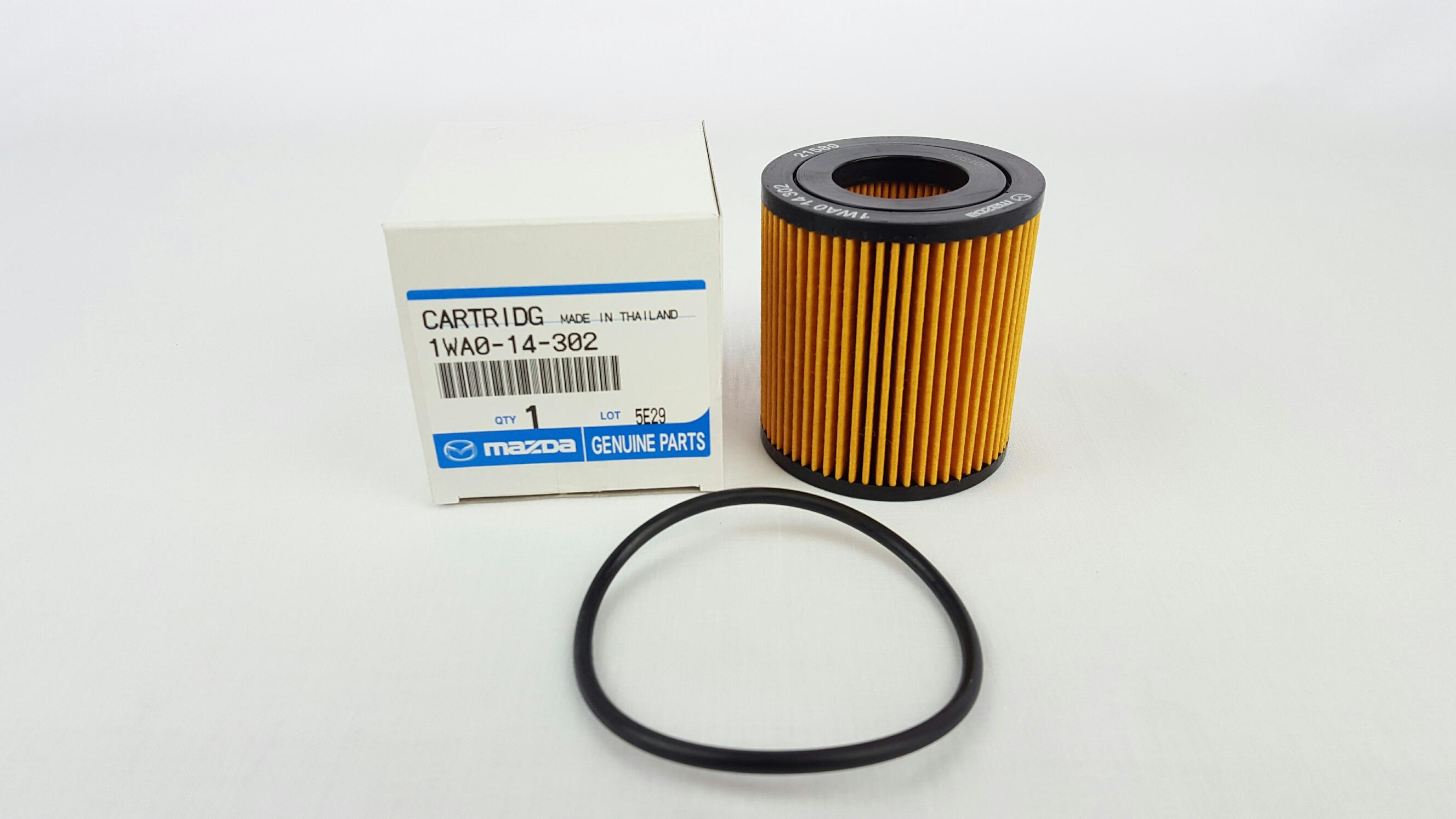 new genuine mazda bt-50 up & ur oil filter bt50 2011 - current