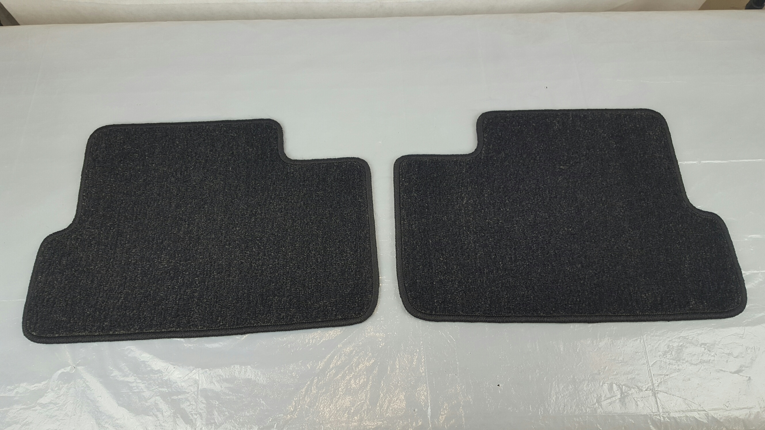 new genuine mazda 3 bl sp25 carpet floor mat set 4 mats. Black Bedroom Furniture Sets. Home Design Ideas